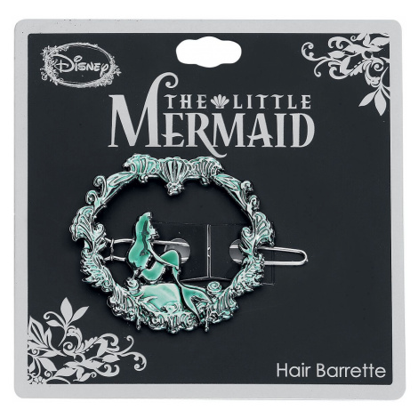 The Little Mermaid Ariel Hairslide green