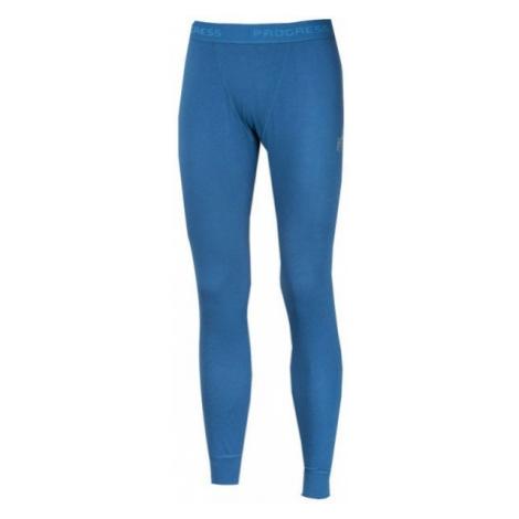 Progress SS BAMBOO LT M blue - Men's functional underwear