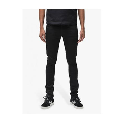 Nudie Jeans Slim Tight Terry Jeans, Everblack Nudie Jeans Co
