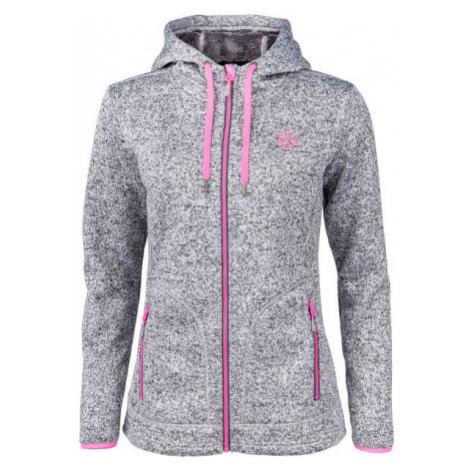 Willard MARIONA - Women's fleece sweatshirt in pullover design
