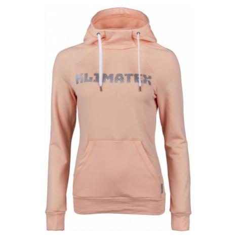 Klimatex ANUA pink - Women's hoodie