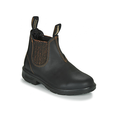 Blundstone KIDS-BLUNNIES-1992 girls's Children's Mid Boots in Black