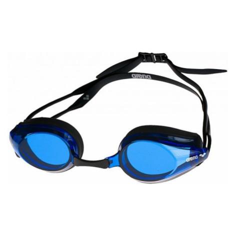 Arena TRACKS blue - Swimming goggles
