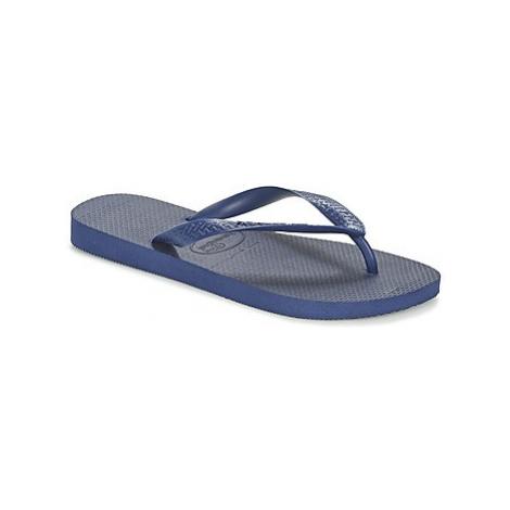 Havaianas TOP women's Flip flops / Sandals (Shoes) in Blue
