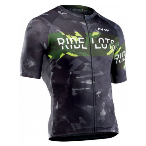 Northwave BLADE black - Men's cycling jersey North Wave