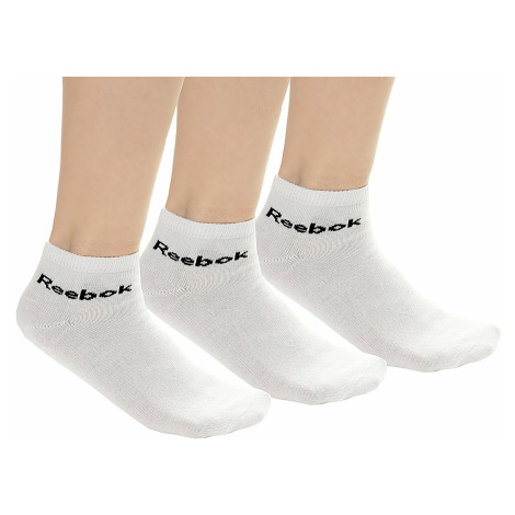socks Reebok Performance Royal Training Ankle 3 Pack - White
