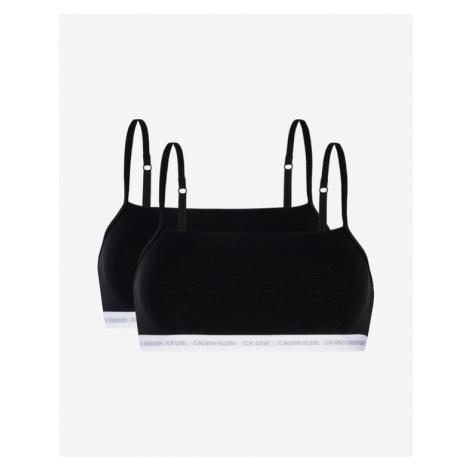 Calvin Klein Bra 2 Piece Black