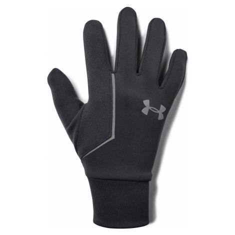 Under Armour Storm Run Liner Gloves Black