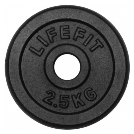Lifefit 2,5KG 30MM PLATE - Weight disc plate