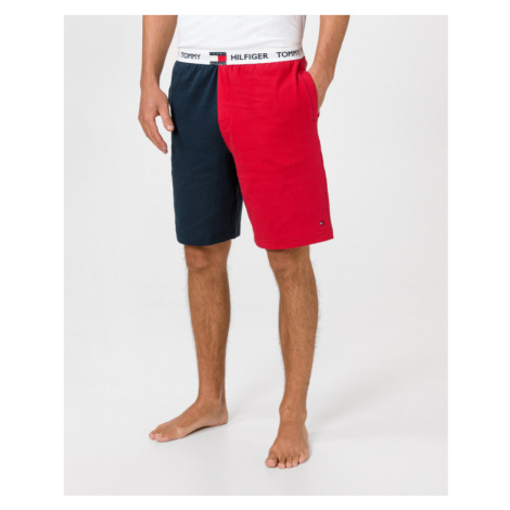 Tommy Hilfiger Sleeping shorts Blue Red