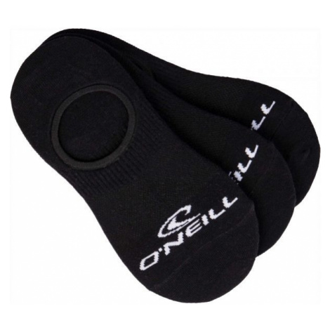 O'Neill FOOTIE ONEILL WHITE 3P black - Unisex socks