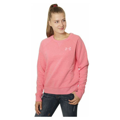 sweatshirt Under Armour Favorite Crew - 656/Knock Out