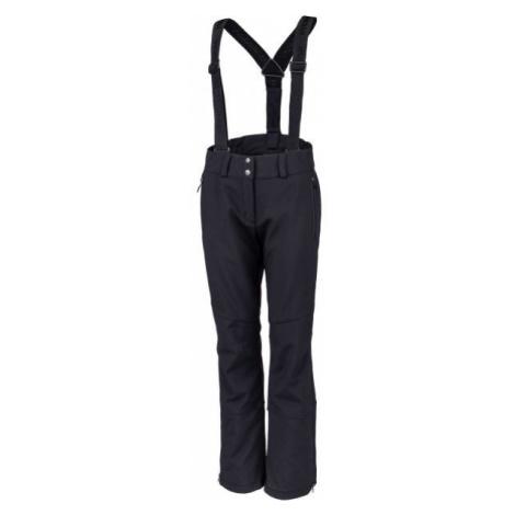 Hannah KENTA black - Women's ski softshell pants