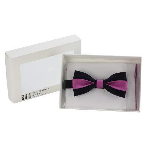 bow tie Adam Collection Adam - Dark Blue/Violet