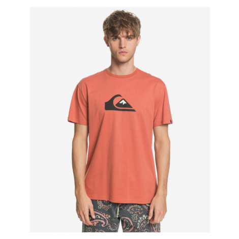 Quiksilver T-shirt Red