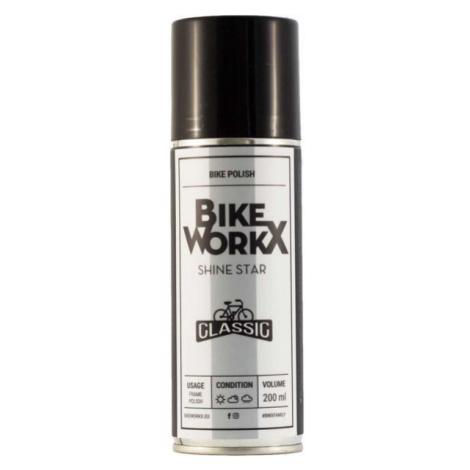 Bikeworkx CYKLO STAR SHINE 200 ML - Protective treatment