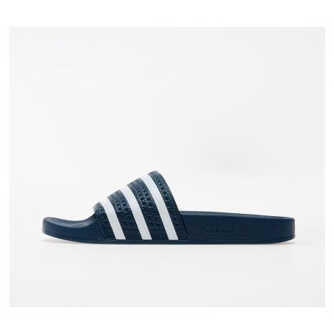 Blue men's slippers
