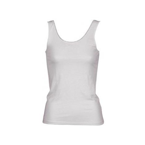 Majestic 701 women's Vest top in White
