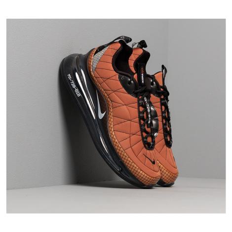 Brown women's trekking and outdoor shoes
