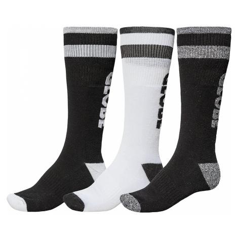 socks Globe Stonningtone Long 3 Pack - Assorted
