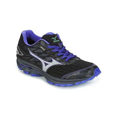 Mizuno WAVE RIDER20G-TX (W) women's Running Trainers in Black