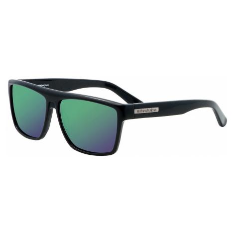 glasses Horsefeathers Elliott - Gloss Black/Mirror Green/Polarized