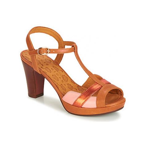 Chie Mihara ECAI women's Sandals in Brown