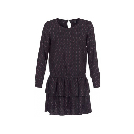 Maison Scotch MERASIN women's Dress in Black Scotch & Soda