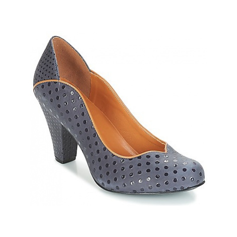 Cristofoli CIVVU women's Court Shoes in Grey Cristófoli
