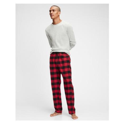 GAP Sleeping pants Black Red