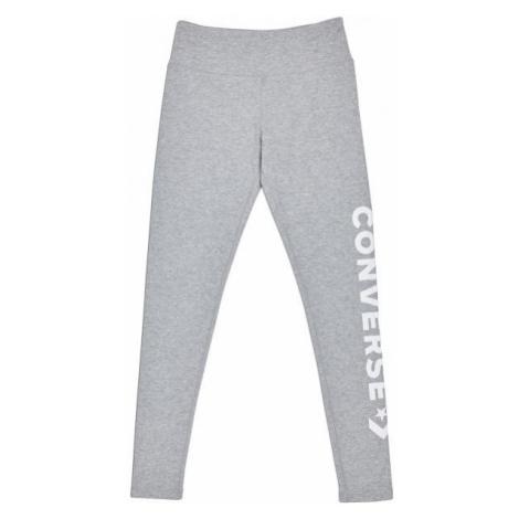Converse WORDMARK LEGGING grey - Women's tights