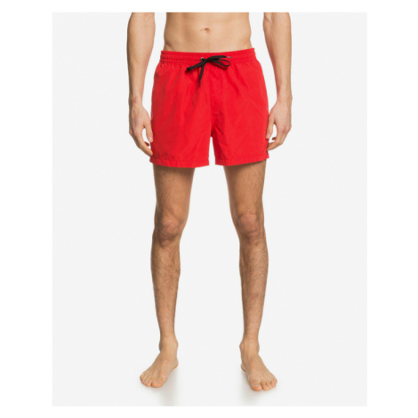 Quiksilver Everyday Swimsuit Red
