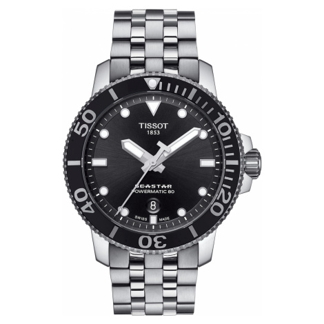 Tissot Watch Seastar 1000 Automatic Mens