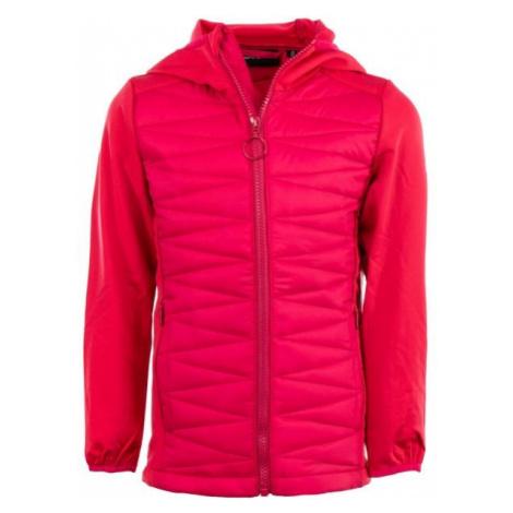 ALPINE PRO CARSONO pink - Children's hoodie