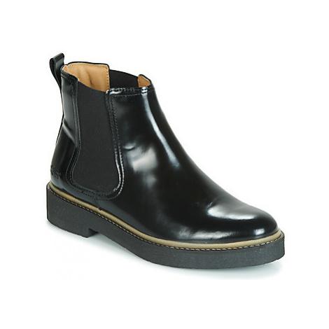 Kickers OXFORDCHIC women's Mid Boots in Black