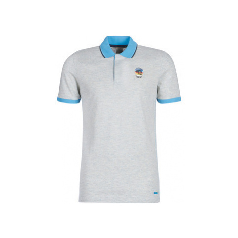Jack Jones JORSTYSTA men's Polo shirt in Grey Jack & Jones