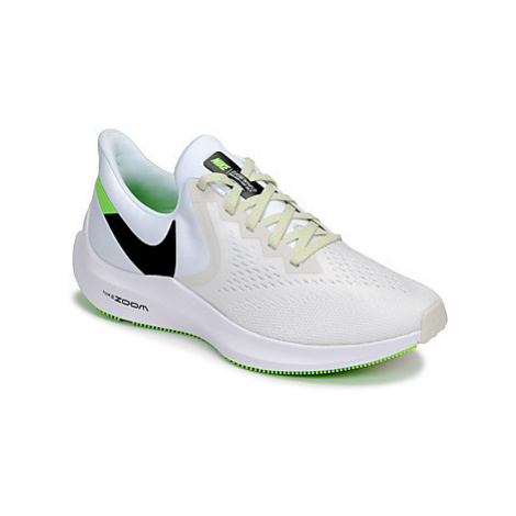 Nike ZOOM WINFLO 6 men's Running Trainers in White