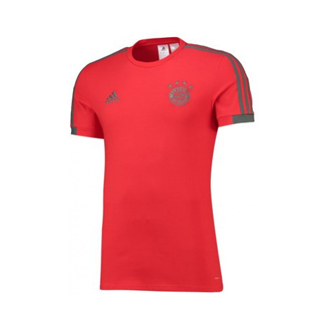FC Bayern Training T-Shirt - Red Adidas