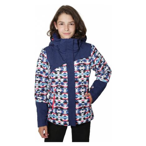 jacket Roxy Flicker - BSQ9/Geofluo/Blue Print
