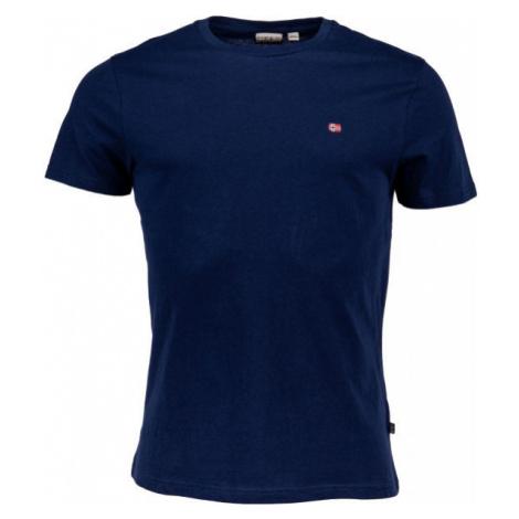Napapijri SELIOS 2 dark blue - Men's T-Shirt