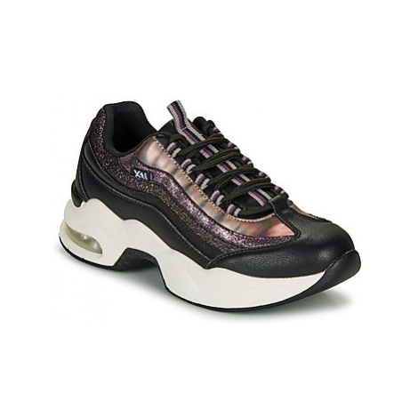 Xti FIONA women's Shoes (Trainers) in Black