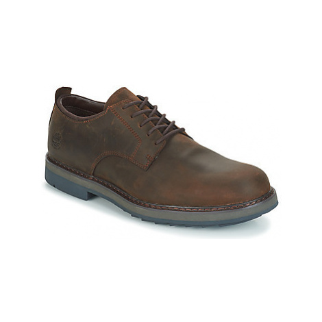 Timberland Squall Canyon PT Oxford men's Casual Shoes in Brown