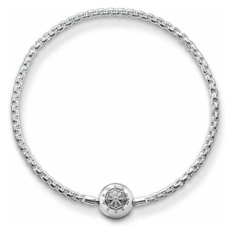 THOMAS SABO Silver Karma Beads Bracelet