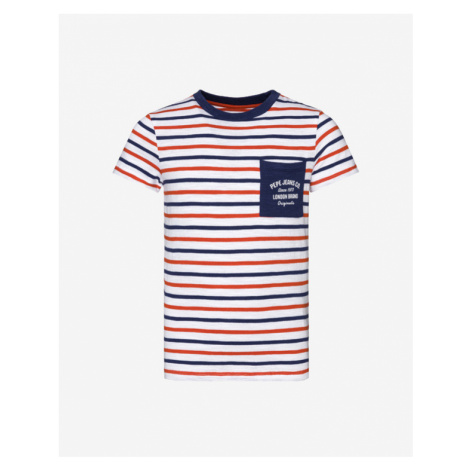 Pepe Jeans Arnold Kids T-shirt Red White