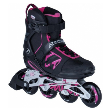 Zealot MANDY black - Women's fitness inline skates