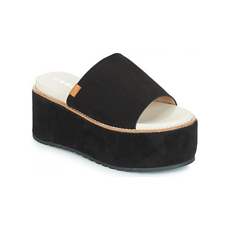 Coolway CELIA women's Mules / Casual Shoes in Black