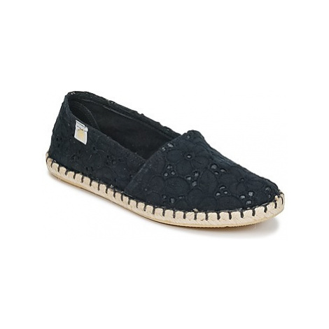 Casual Attitude INWI women's Espadrilles / Casual Shoes in Black