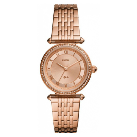 Ladies Fossil Lyric Watch