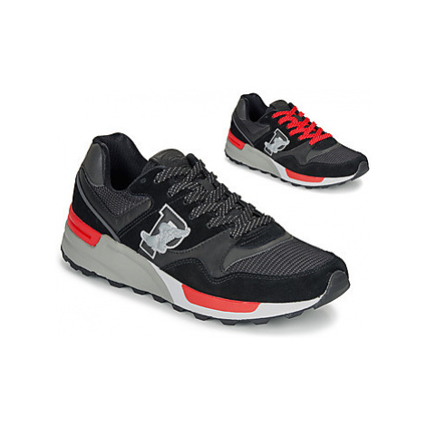 Polo Ralph Lauren TRACKSTR 100 men's Shoes (Trainers) in Black