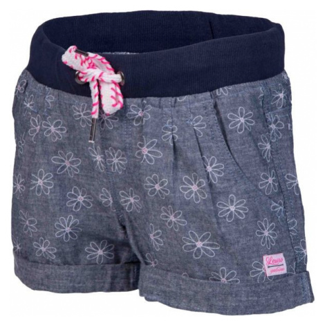 Lewro KARINA black - Women's shorts